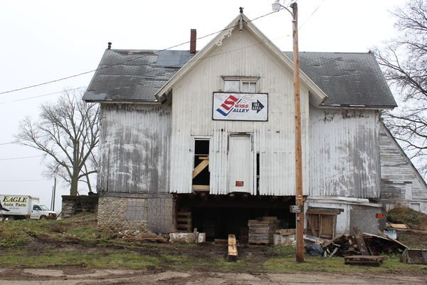 $200,000 restoration of Underground Railroad stop in Vandalia, Mich., continues