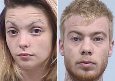 Couple charged in Goshen burglary