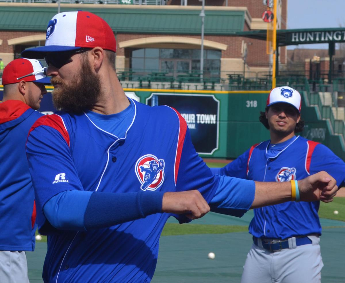 Location, movement most important things to South Bend Cubs right-handed pitcher Ryan Williams