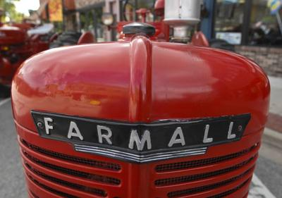 Wakarusa Historic Ag Days coming this weekend with revamped tractor show