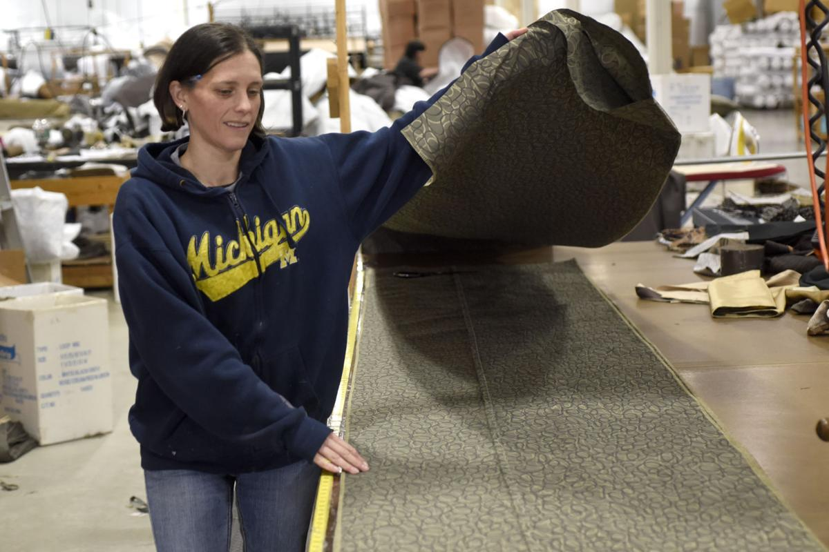 Northwest Interiors employs more workers than ever and has them working optional overtime