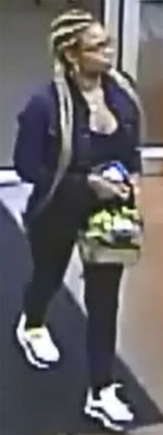 Police ask for help identifying forgery suspect