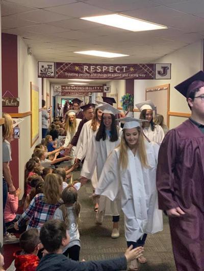 Jimtown graduation photo