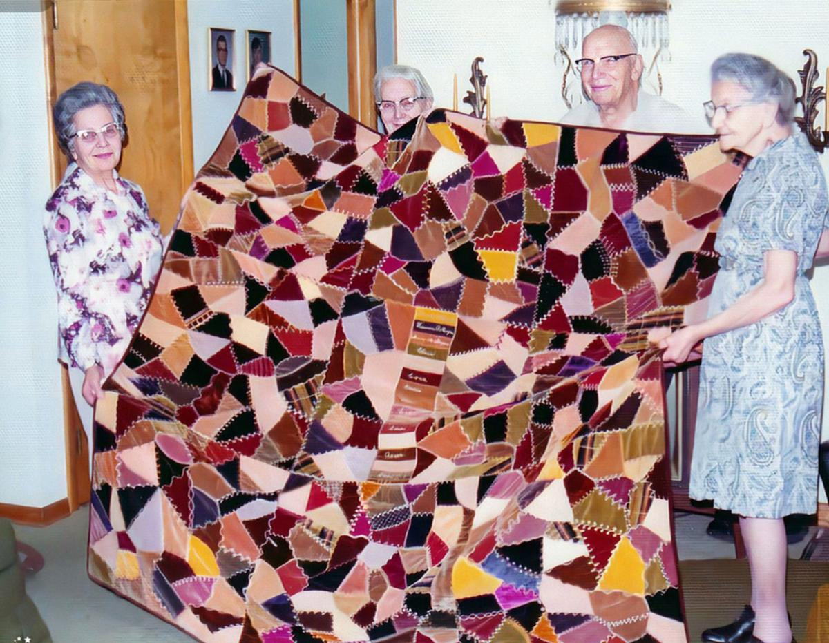Myers family quilt 1