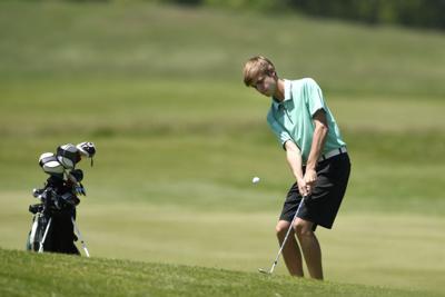 NorthWood's Alec Dutkowski golf 2015 file photo