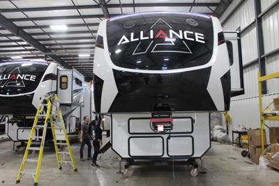 Alliance RV factory
