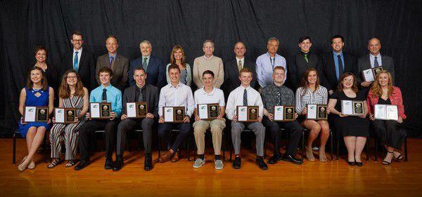 Concord seniors honored