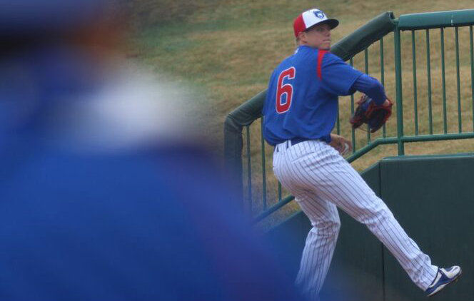 Left-hander Tommy Thorpe learning in various roles with South Bend Cubs