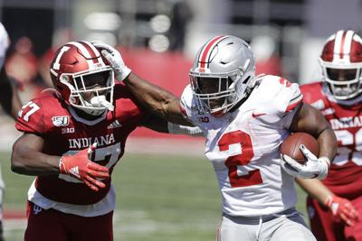 Ohio State dominates Indiana