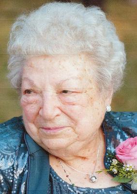 VELMA F. KENSINGER March 21, 1922 - Oct. 9, 2019