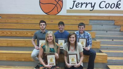 Jimtown hands out winter sports awards