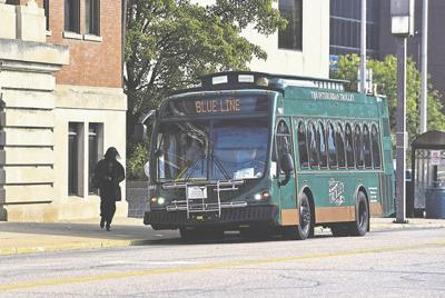 Free transit fares on Election Day