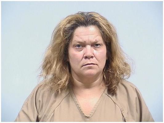 Bond lowered for woman charged with dealing meth