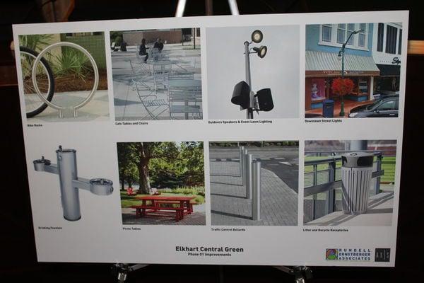 New designs revealed for Elkhart Central Plaza