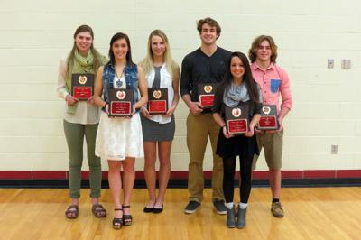 Westview awards co-MVPs in girls basketball and cheerleading for winter season