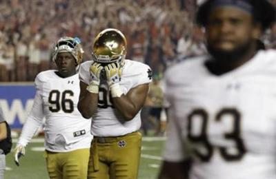 Clock's ticking on Notre Dame defense