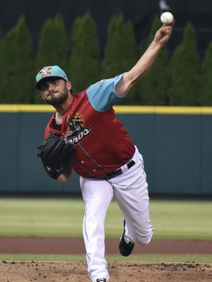 Elkhart Central's Tanner Tully within reach of making the majors