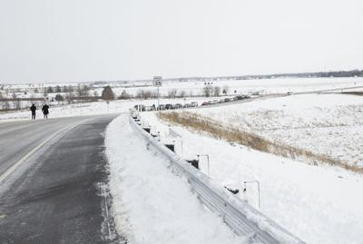 Goshen, county cooperating on connector road
