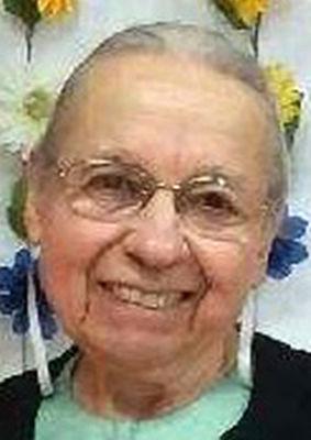 MARY ANNA YODER Dec. 28, 1932 - Nov. 7, 2019