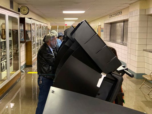 Provisional ballots may tip races in Elkhart, Goshen