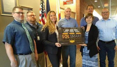 County receives SolSmart Gold