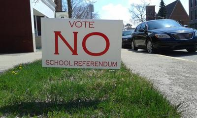 Campaigns relate to school bond