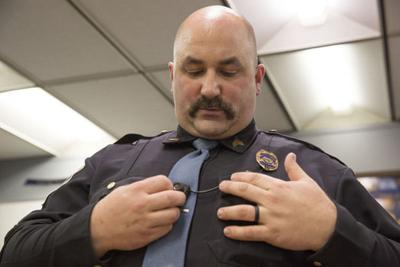 Police chief speaks about body cameras