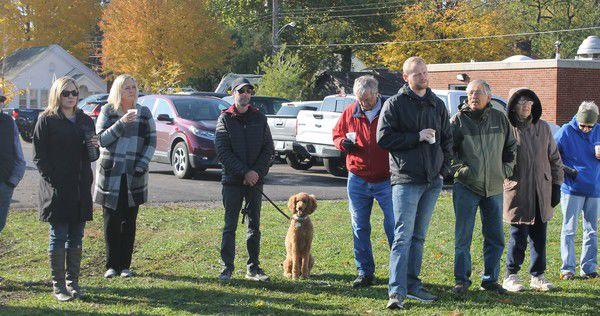 Goshen's newest trail opens