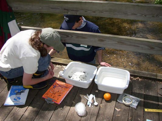 Volunteers urged to become water quality monitors