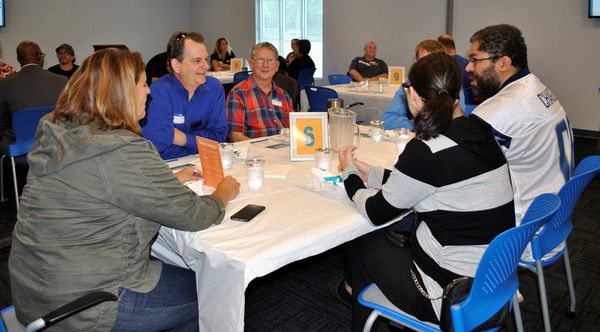 Luncheon celebrates ADEC hires