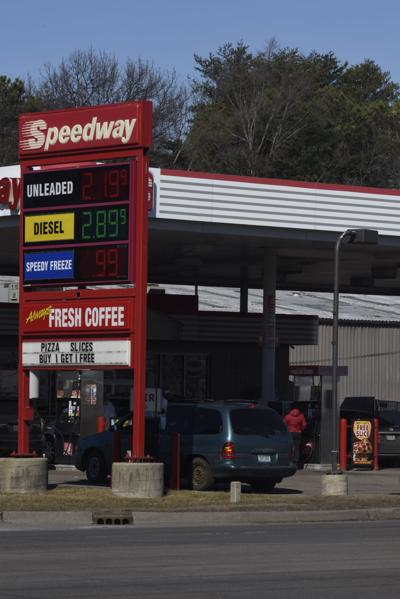 Why are gas prices in Michiana, the Midwest more volatile than they are elsewhere?