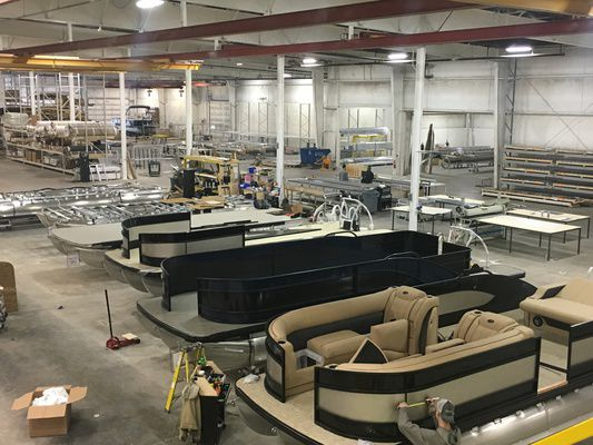 New boat manufacturer amps up production after successful product launch