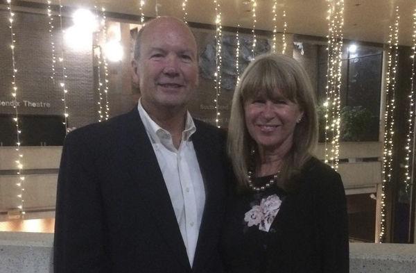 Jeff and Cindy Robertson