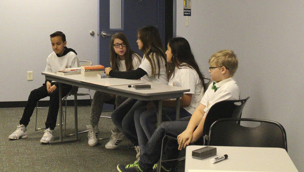 Battle of the Books: Concord team wins contest measuring knowledge of popular titles