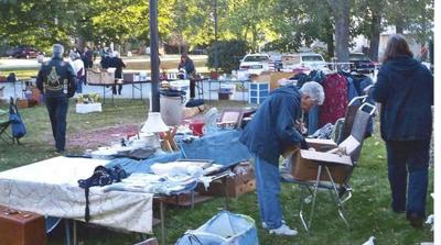 Bristol library plans to begin monthly yard sale program