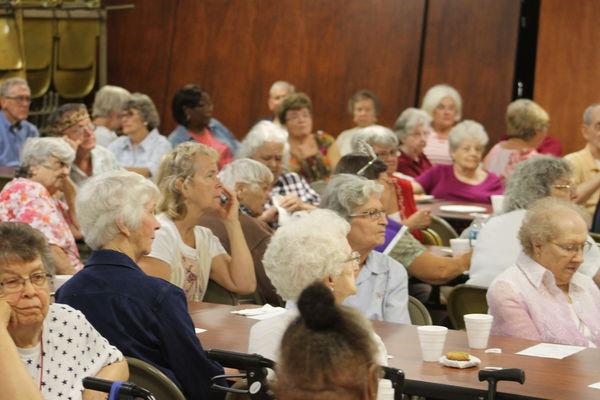 Seniors celebrated at annual picnic