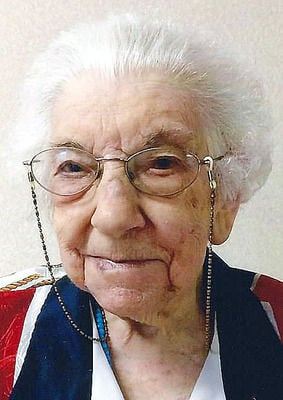 Chloe Canen to celebrate 100th birthday