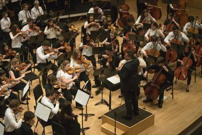 Youth honors orchestras offer in-person, video auditions