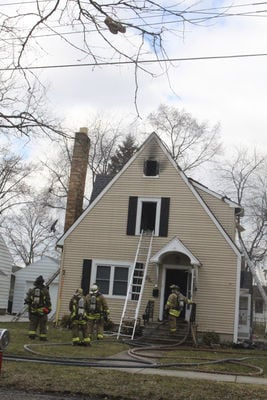 No injuries in residential fire