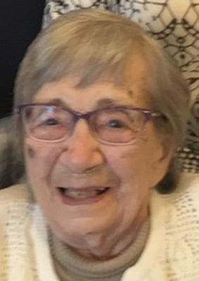MAXINE J. PLETCHER April 8, 1923 - Nov. 30, 2019
