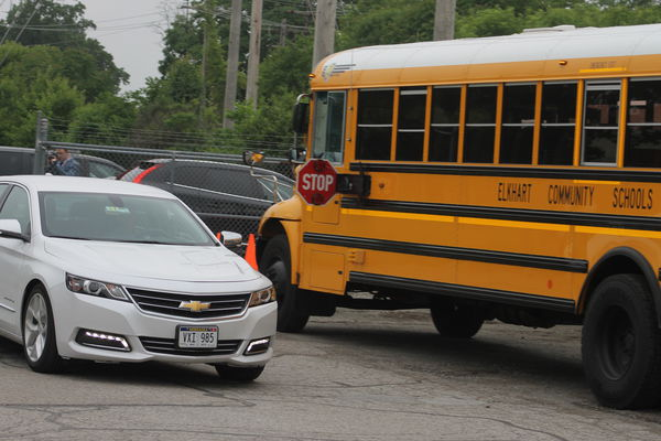 High-tech solution to school bus safety