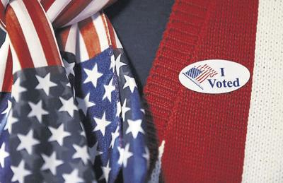 Election stock photo