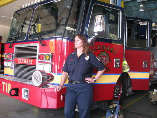 Womack retires after 26 years with Concord, Elkhart fire departments