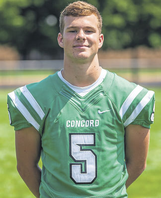 Concord tops Warsaw to earn NLC title share