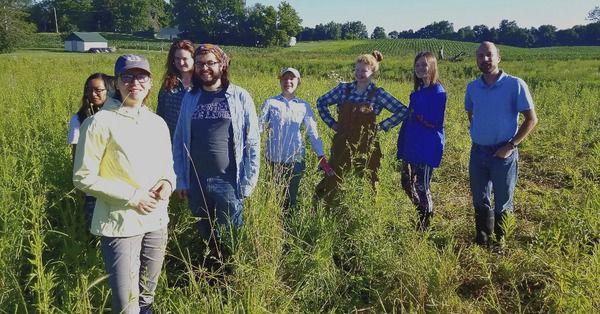 Farm as a classroom