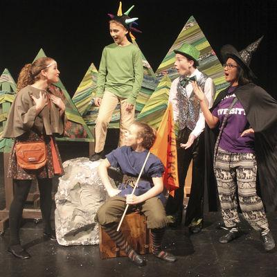 Bethany Christian prepares for spring play