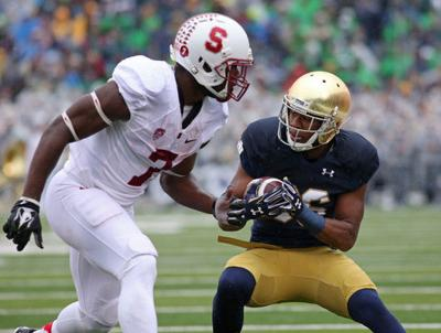 Brian Kelly's youth movement at Notre Dame triggered by roster uncertainty