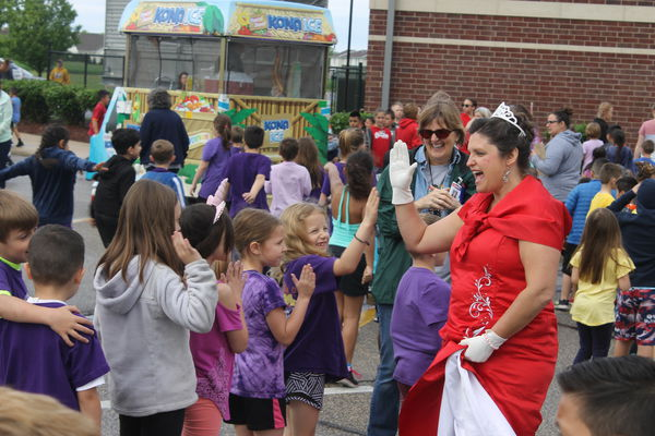 End-of-year event celebrated at local school