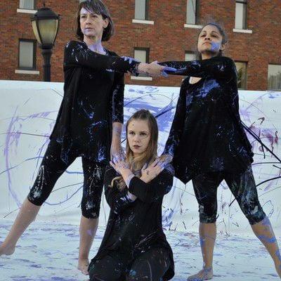 October ArtWalk focuses on domestic violence
