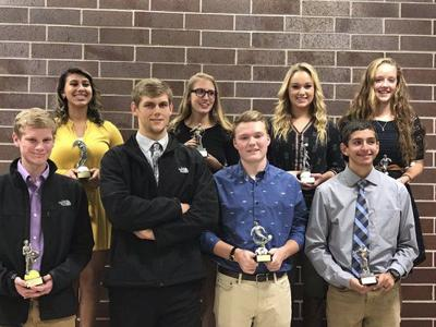 Northridge presents fall awards